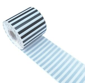 1 x 62MM WIDE X 20M CLEAR POLYPROP DT FOR BROTHER QL PRINTERS DK2113 NO HOLDER