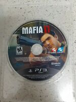 Mafia II (Sony PlayStation 3, 2010) disc only
