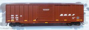 Atlas HO #20013008 (Rd #725578) BNSF (Swoosh Logo) 50' Berwick Box Car (RTR)