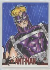 2015 Upper Deck Ant-Man Sketch Cards #NAOH Nathan Ohlendorf Non-Sports Card 1j8