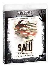Blu Ray Saw - L'Enigmista (Uncut) (Tombstone Collection) ......NUOVO