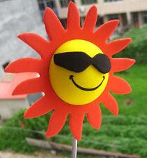 Sunflower with Sunglasses Antenna Topper Ball NIP