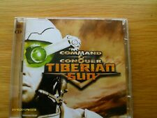 Command & Conquer Tiberian Sun Original PC Game (1999)