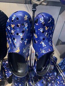 Walt Disney World 50th Anniversary Crocs W7