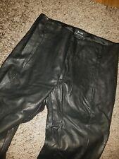 Bardot Leather High Waisted Pants Size 6