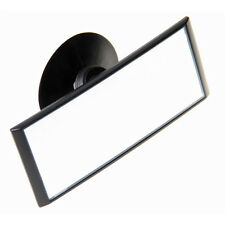 Truck Car Rear View Mirror Adjustable Suction Wide Flat Rectangular Baby Safety