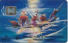 TELECARTE POLYNESIE PF12Aa SC5 Glaçée