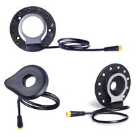Electric Bicycle Dual Hall Sensor Bike Power Pedal Assist Sensor PAS System DIY