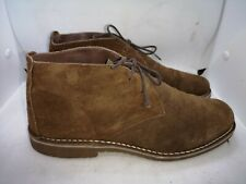 Next brown brown suede desert ankle boots size 7
