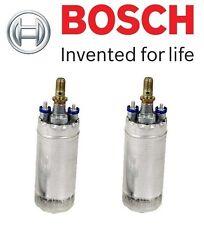 Mercedes R107 W124 W126 R129 BOSCH OEM Set of 2 Electric Fuel Pump 69 608