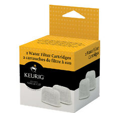 Keurig 2-Pack Water Replacement Filter Starter Kits Coffee Maker Accessories