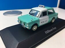 Hillman Imp Kent Police Policia 1:43 Best Of British Police Cars Atlas