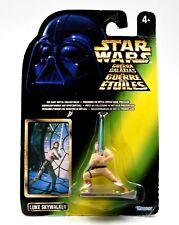 Star Wars Power of The Force Die Cast Metal Collectibles Luke Skywalker Figurine