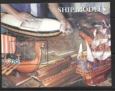 MAURITIUS SGMS1139 2005 MODEL SHIPS MNH