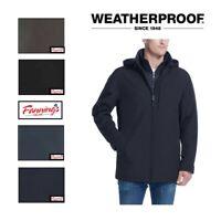 SALE! Men's WEATHERPROOF ULTRA STRETCH TECH Jacket Full Zip Coat VARIETY D22-D24