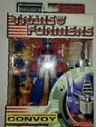 Transformers Takara Optimus Prime Convoy Mega SCF Metallic Version W/Megatron...
