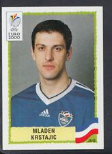 Panini UEFA Euro 2000 Football Sticker - No 217 - Mladen Krstajic (S700)