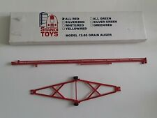 1/64 Standi Toys red plastic 80 foot grain auger! New Old Stock