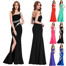 GK Evening Wedding Bridesmaids Dresses Beaded Party Formal Prom Maxi Long Dress