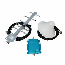 GSM 900MHz Mobile Cell Phone Signal Booster Amplifier Repeater With Yagi Antenna