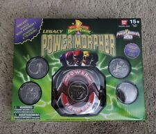 Bandai Mighty Morphin Power Rangers MMPR Legacy Power Morpher 2013 NEW SEALED!!