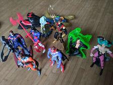 DC Kenner Comic Figuren Kovolut Fahrzeuge