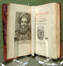 L'ARÉTIN. Les Dialogues du divin Pietro Aretino - 1879-80 - 6 volumes reliés