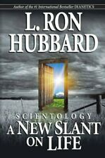 Scientology: A New Slant on Life by L.Ron Hubbard Paperback Book The Cheap Fast