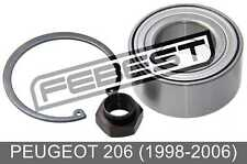 Front Wheel Bearing 42X82X36 For Peugeot 206 (1998-2006)