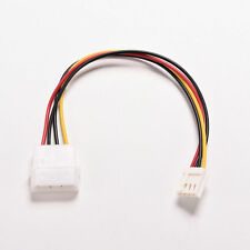 1X 4Pin IDE ATA Power Supply to Floppy Drives Adapter Cable Computer Sc