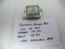 COMMAND VOLTAGE REGULATOR NOS ORIGINAL PACKAGE  GR-540 A  VR 132 VR 741 19-2540