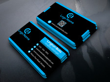 I Will Design Professional 2 Sided Business Card Within 24 Hours
