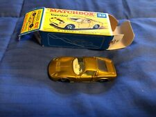 Vintage Matchbox SUPERFAST #33 Lamborghini Miura P400
