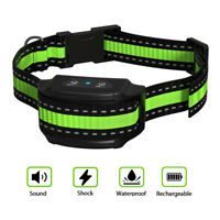 Anti Barking Collar No Bark Dog Training Shock Collar for Small Medium Large Dog