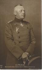 Ansichtskarte / Foto - General von Kirchbach, 12. Reserve-Armeekorps 1. WK