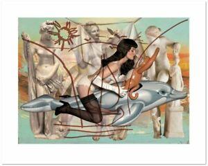 Jeff Koons, 'Dolphin', Fine art print, Various sizes