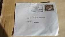 Enveloppe  Monaco - Association Mondiale des Amis de l'Enfance - 1966