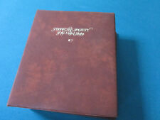 Fleetwood Proof Card Society of the United States Stamp Collection Album 1992/95