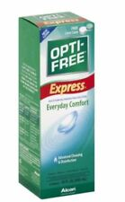 Opti-Free Express Everyday Comfort Contact Solution Lens Case
