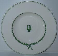 Minton Lyre Green Rimmed Soup Bowl(s)