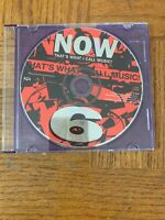Now That's What I Call Music 6 Cd