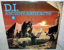 DI Ancient Artifacts LP PUNK ROCK Melodic Hardcore BLUE VINYL Adolescents SEALED