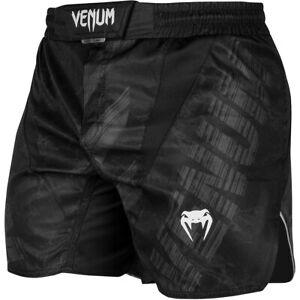 Venum AMRAP MMA Fight Shorts - Black/Gray