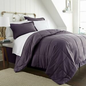 Ultra Soft Entire 8 Piece Bed in a Bag by The Home Collection - Hypoallergenic