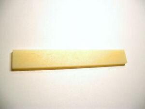 göldo Steg-Rohling Vintage Bone Bridge Inlay 85 x 12 x 3,2 mm