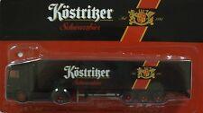 Köstritzer Schwarzbier +++ MB Actros Sattelzug