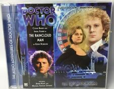 Doctor Who The Raincloud Man CD TWO DISC SET Full Cast Audio Drama Colin Baker