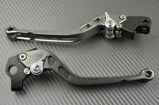 Paire leviers longs levier long CNC Titane Ducati 400 Monster M400 2004-2007