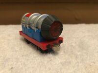 Take-along N Play JET ENGINE LGHTS UP SOUND Thomas Train Tank Engine  Friends