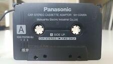 Panasonic car stereo cassette adaptor Sh-Cdm8A